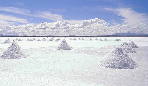 新疆盐湖谷风景区图片