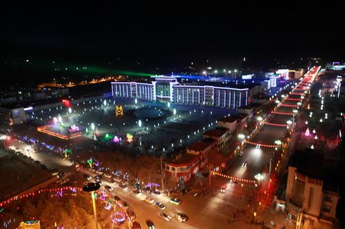 青海省海南州网_青海省海南藏族自治州建州六十周年庆祝活动隆