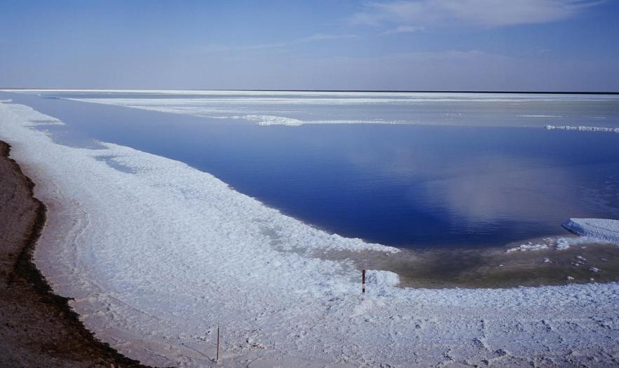 【海西州旅游景区】茶卡盐湖