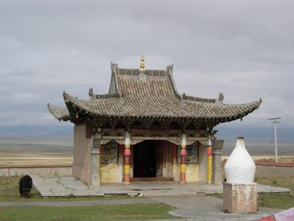 【海南州旅游景区】甲乙寺旅游景区--大美青海