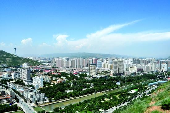 品质西宁:东部城市群建设的龙头
