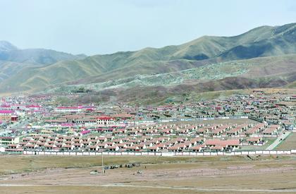 果洛:生态畜牧业连起广袤草原与广阔市场