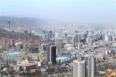 西宁的城市发展已经步入了加快发展的黄金期