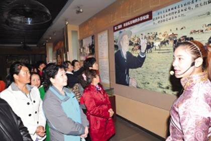 青海在国内外的知名度日益提升
