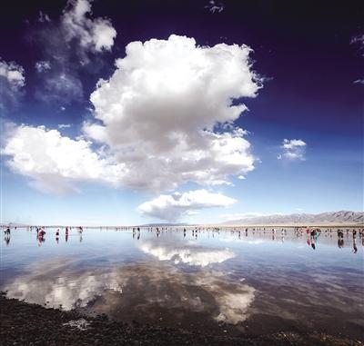视觉青海:茶卡盐湖