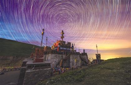 """宗喀拉则:雄鹰飞翔的圣地——2016青海""""宗喀拉则杯""""摄影艺术大赛部分作品选登"""