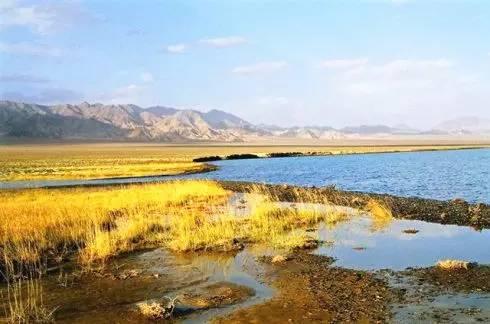 可可西里无人区湖泊面积持续扩张 气候暖湿化或是主要原因