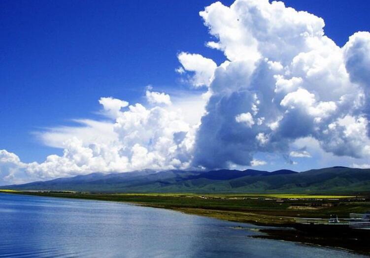 青海湖水位恢复至40年前水平