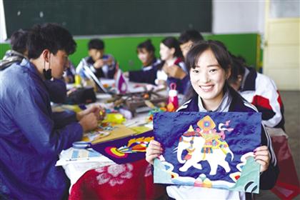 青海着力推动藏区职业教育发展