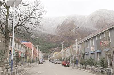 美丽城镇 幸福藏乡