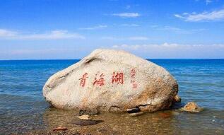 青海湖面积创近17年同期最大值