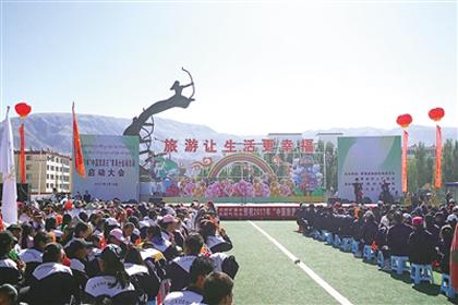 喜迎省十三次党代会:青海,旅游旺季提前了