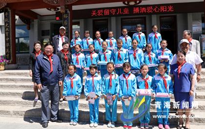 """青海省举办第28个""""世界人口日""""主题宣传活动"""