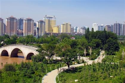 西宁坐标:绿色发展样板城市