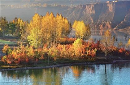 青海的秋天,风景总在流动不歇
