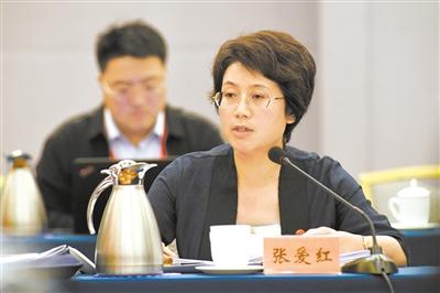 我省代表在北京
