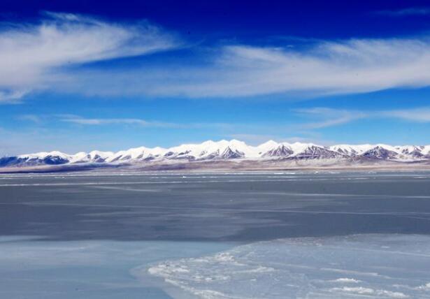 哈拉湖面积创近52年来最大值