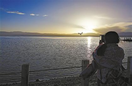 茶卡盐湖,创造生态生产生活良性循环奇迹