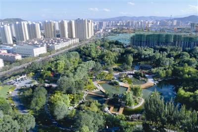 拐角遇公园,西宁有多少公园