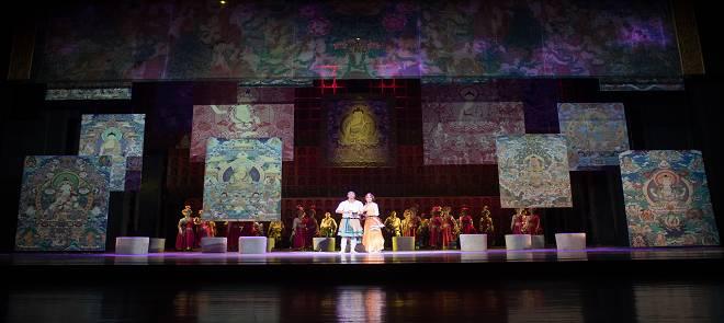 青海原创民族舞剧《唐卡》将于7月惊艳再现