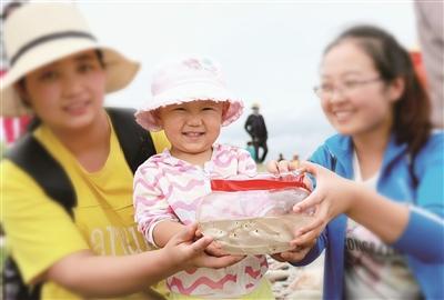 青海湖裸鲤是保护初期的31倍 8.12万吨!