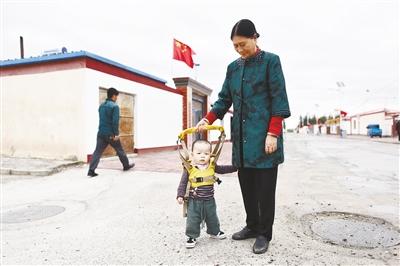 央媒看青海:怎么在微信玩时时彩,长江源村话长江