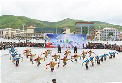 果洛州民族团结进步创建活动领导小组办公室常务副主任杜永元深有体会