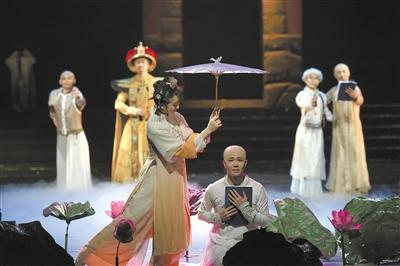 大型舞剧《人生若只如初见》亮相西宁