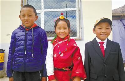 守护澜沧江源的最美童心——一张照片背后的故事