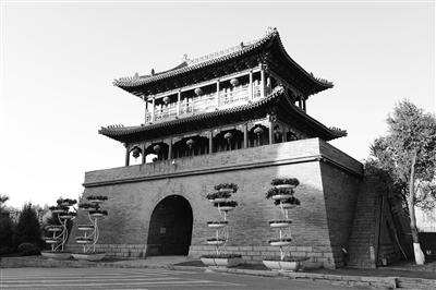 拱辰门·北门泉