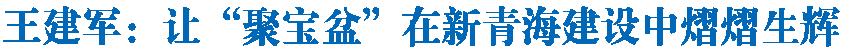 """王建军在青海油田和海西州茫崖市调研时强调 让""""聚宝盆""""在新青海建设中熠熠生辉"""