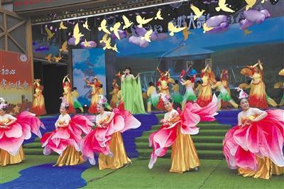 西宁市第六届市民文化艺术节开幕