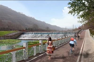 南川河将新建24处亲水平台