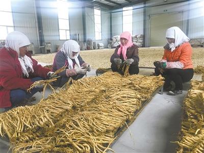 平安古城乡推动村集体经济破零增收