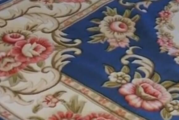 第七集:藏毯经纬线