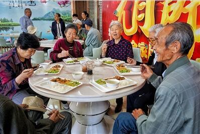 城北區:愛老幸福食堂為老人帶去幸福