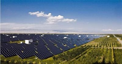 塔拉灘荒漠中的綠色產業