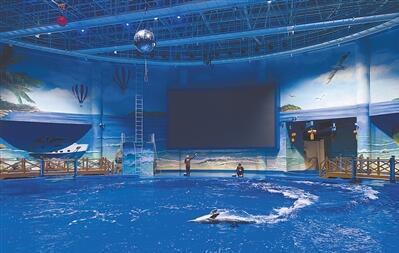 世界海拔最高海洋館8月18日開館