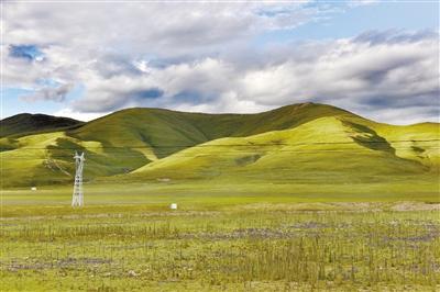 果洛玛沁:以草原生产力恢复促进草原生态修复
