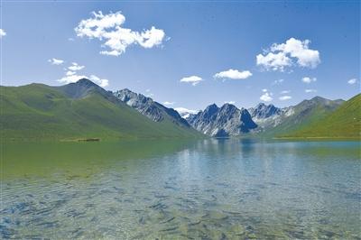 年保玉则自然保护区