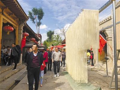 袁家村·河湟印象:体验古朴的河湟民俗文化