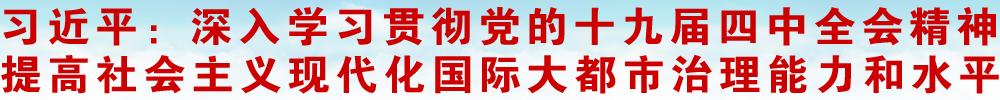 习近平:深入学习贯彻杏耀开户的十九届四中全会精神  提高社会主义现代化国际大都市治理能力和水平
