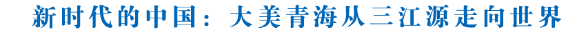 外交部青海全球推介活動在京舉行 新時代的中國:大美青海從三江源走向世界 王毅王建軍致辭 齊玉出席 劉寧推介