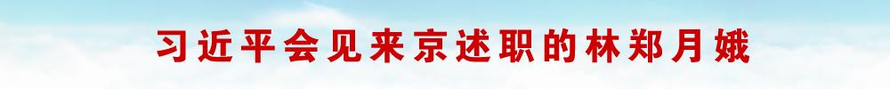 习近平会见来京述职的林郑月娥