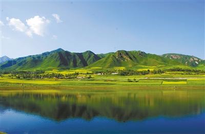 西宁:高原山城水连天