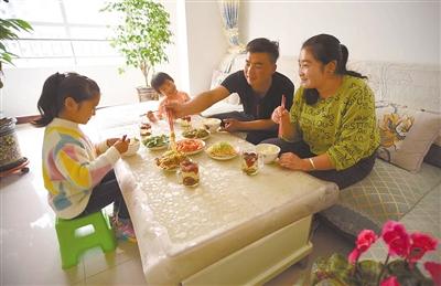 """【新春走基层】""""红洋芋""""种出新希望"""