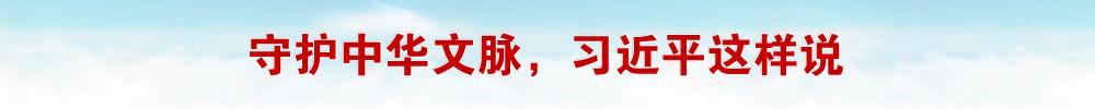 守护中华文脉,习近平这样说