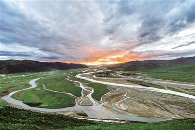 三江源的神奇水世界