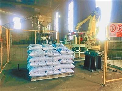 有机肥复产 护航备耕供应