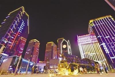 照明企业用心点亮城市最美夜空